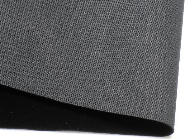 基布はレーヨン織物で、両面テープのラミネートはされておりません。