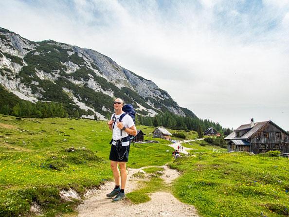 6-Seen-Wanderung im Salzkammergut - dem größten Seenhochplateau in Mitteleuropa.