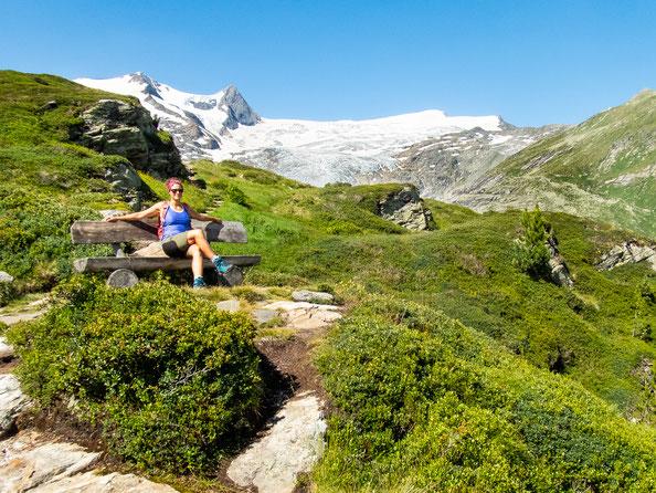 Bei so einer traumhaften Landschaft, gehören Pausen definitiv dazu. Was meint ihr?