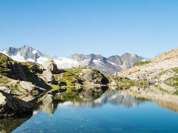 Der traumhafte Schwarzsee