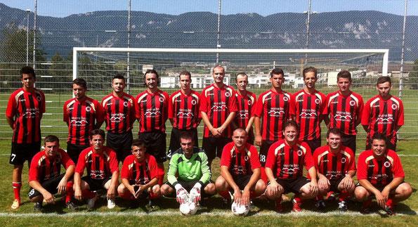 FCI Zwöi 2012 - 2013