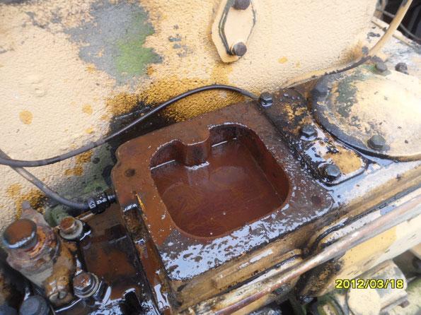Da war mal ein Dieselfilter drin