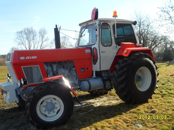 ZT 303 Restauriert 2012