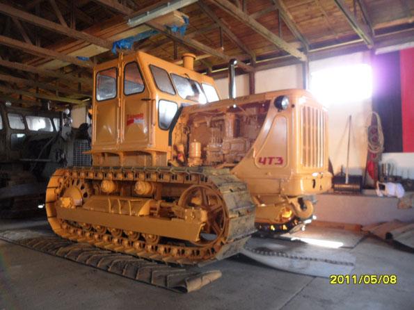 T 100 M3 Bj 82 Restauriert
