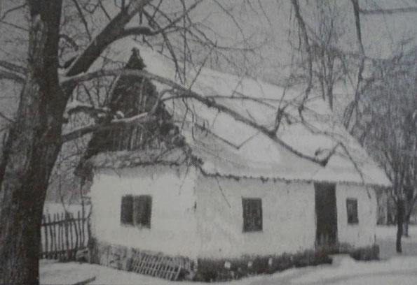 Kuća Stojana Simeunovića u Gajevima
