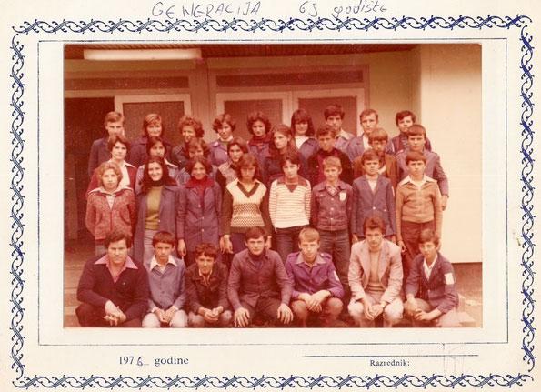 GENERACIJA 1976. GODINA
