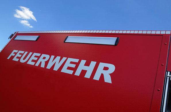 Feuerwehr Auto Fahrzeug Brand Lokaljournalismus mvmedia Blog