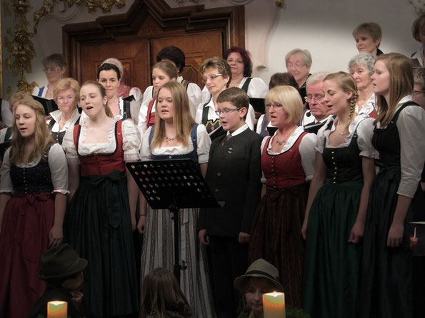 Das Jugendensemble vom Union-Chor