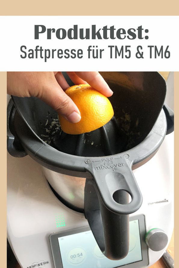 (enthält Werbung/Produkttest) Wie funktioniert die Saftpresse von mixcover und welche Vorteile hat sie zu einer regulären Saftpresse, dies und mehr im Produkttext, Thermomix