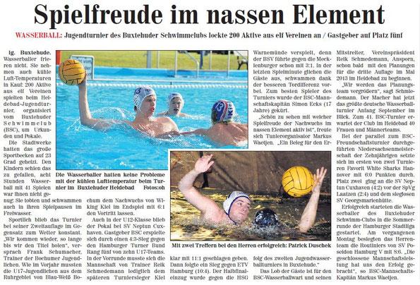 Neue Buxtehuder Wochenblatt vom 19.05.2012
