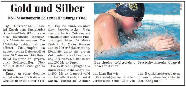 Neue Buxtehuder Wochenblatt vom 12.04.2014