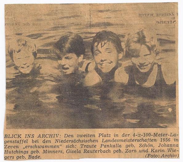 Niedersächsische Landesmeisterschaften 1956