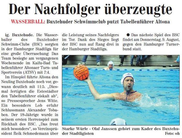 Neue Buxtehuder Wochenblatt vom 13.06.2012