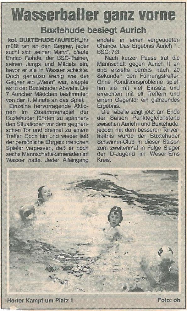 Neue Buxtehuder Wochenblatt vom 27.05.1998