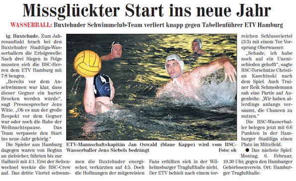 Neue Buxtehuder Wochenblatt - 14.01.2012