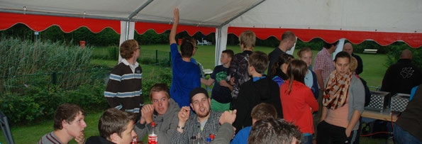 BSC-Sommerfest 2012 zum Beginn der großen Ferien