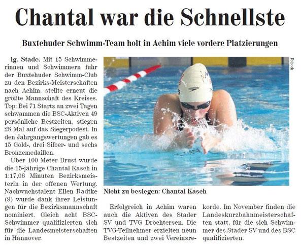 Neue Buxtehuder Wochenblatt vom 02.11.2013