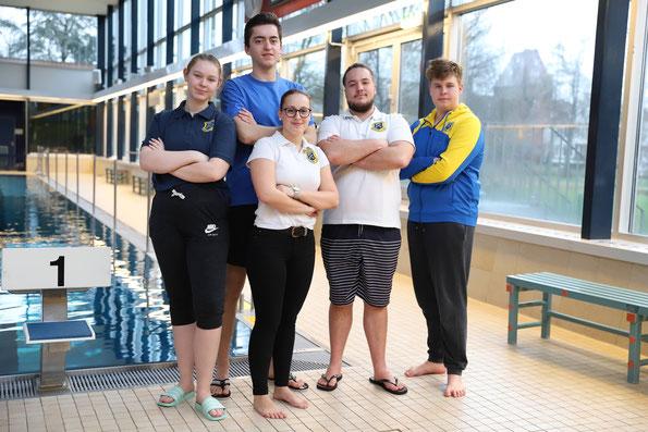 BSC-Schwimmen, Delfin