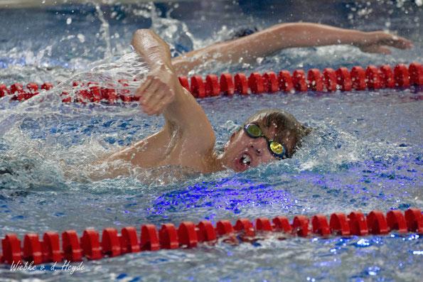 BSC-Schwimmen, Freistil