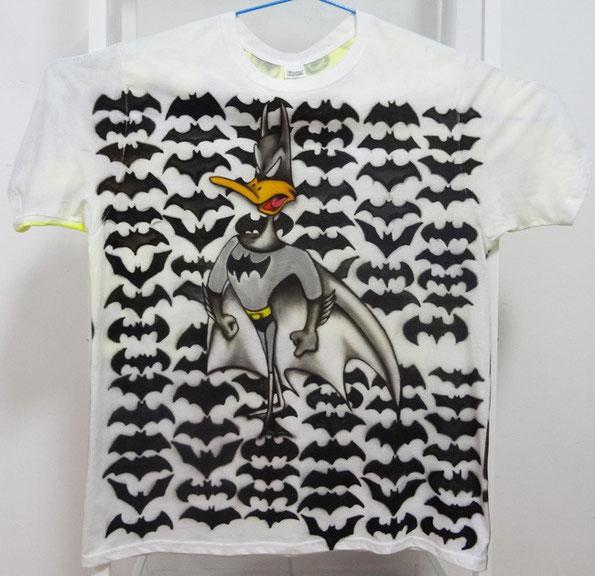 Tシャツ,服,エアブラシ