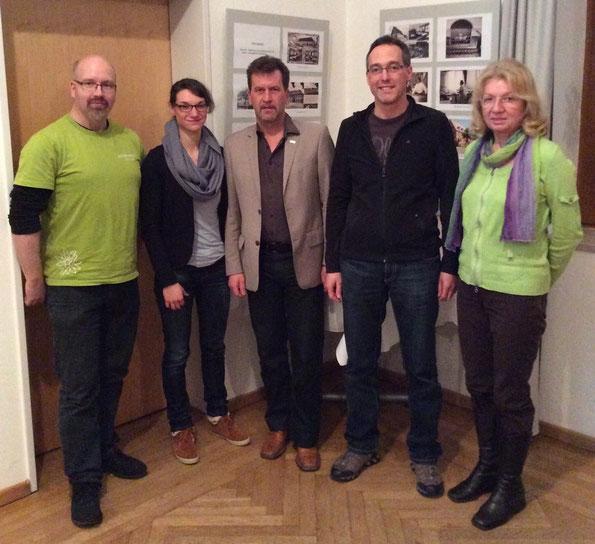 Neues im Vorstand, Jugendreferentin und Schriftführer