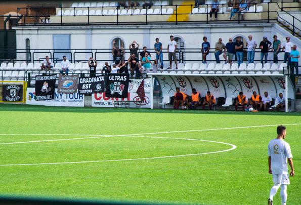 Borgosesia-Derthona 2013-14 in Coppa Italia