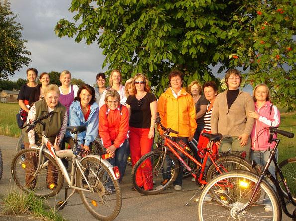 Radtour Sommer 2008