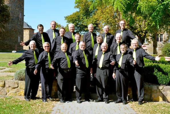 Der Männerchor 2012