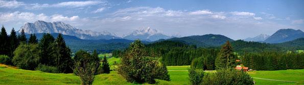 Wetterstein (aufgenommen von Wolfgang Roth)