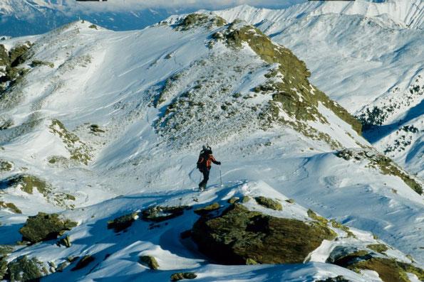 Schneeschuhtour im Sellrain (Österreich)