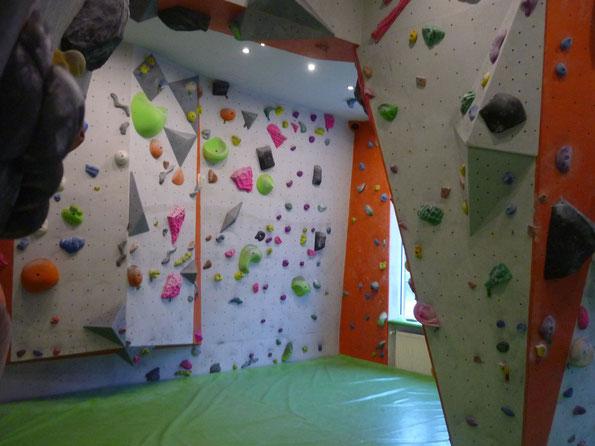 Mittwochstraining Klettern (Wintersaison) - Boulderhalle Plauen
