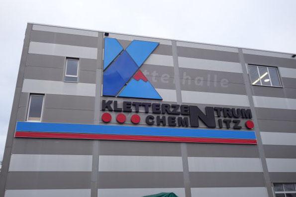Kletterzentrum Chemnitz