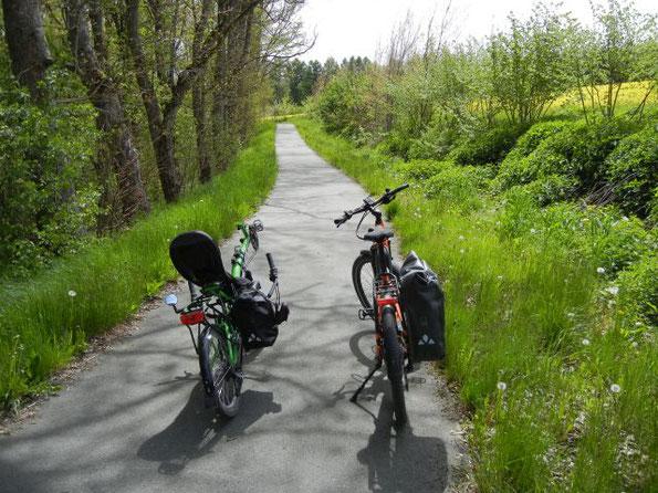 Radtouren im Vogtland und Umgebung