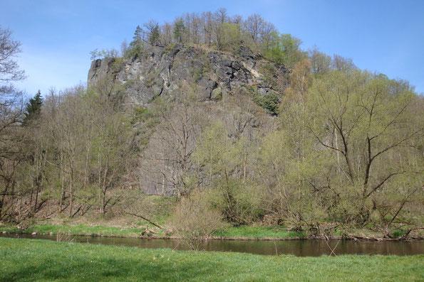 Nelkenstein (Klettergebiet Steinicht)