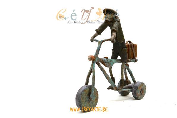 www.creyarte.be - POWERTEX - WORKSHOP - BIKY