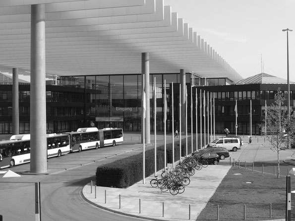 Nuremberg Exhibition Center / copyright messe-incoming.de