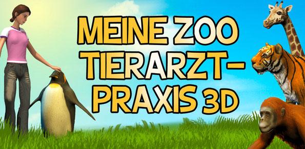 Banner Meine Zoo-Tierarztpraxis