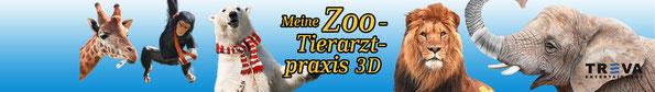 Game Banner Meine Zoo-Tierarztpraxis 3D
