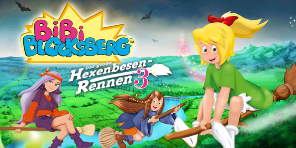 Banner Bibi Blocksberg - Das große Hexenbesen-Rennen 3
