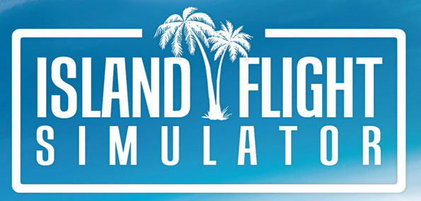 Logo Island Flight Simulator