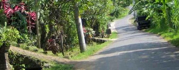 kleine Nebenstraße