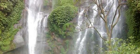Wasserfall Sekumpul