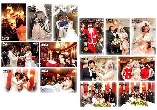 出張カメラマンにお任せ 挙式&披露宴写真撮影が79,800円で往復交通費が無料!!