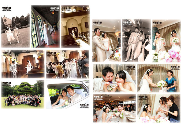 挙式&披露宴のブライダルスナップ写真撮影が、通常価格より今だけ最大7,000円OFF!!