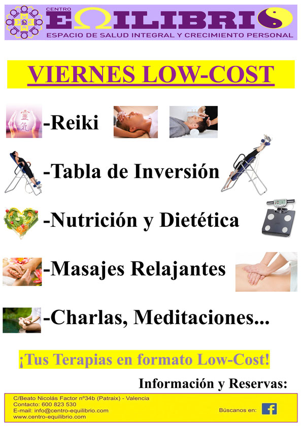 Viernes Low-Cost