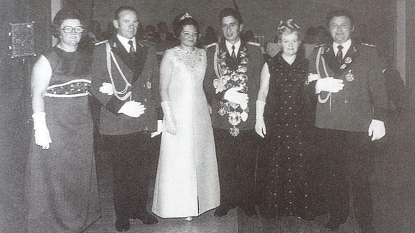 Lisl & Alfred Binder, Marianne & Hans Tillmann, Käthe & Willi Kubicky