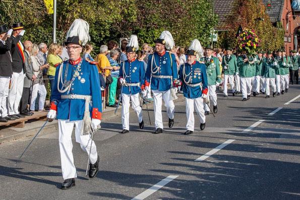 Parade 2014: es fehlt Herten Robert