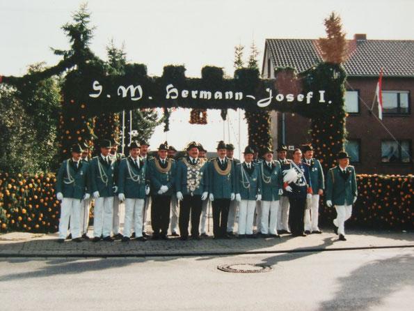 Strüesblome im Königsjahr 1995