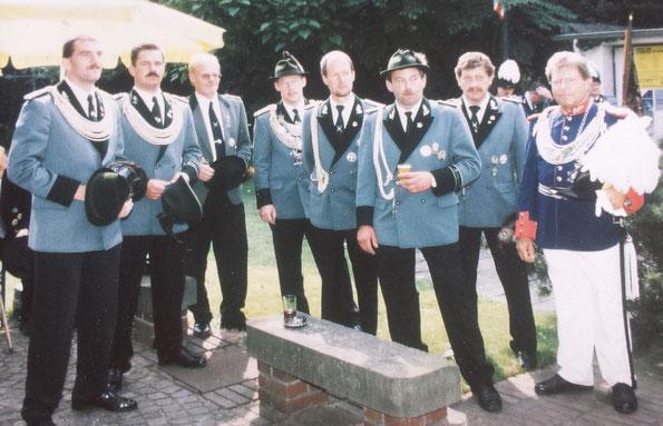 Schützenfest Venn 1997