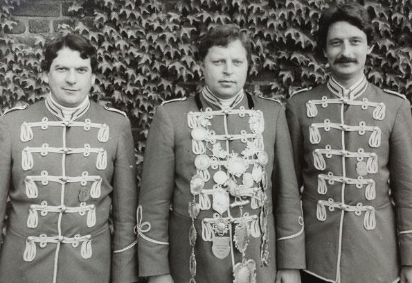 Heinz-Theo Beres, Andreas Bommes, Hans-Peter Schmitz